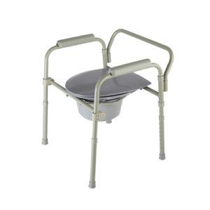 """Кресло-туалет 10580 (h41-56) складное """"Симс""""."""