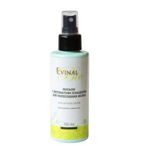 """Лосьон с экстрактом плаценты, для укрепления волос, 150мл """"Evinal""""."""