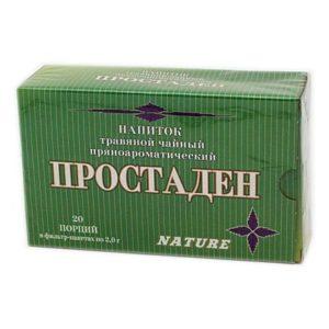 Сухой напиток Простаден 20ф/п