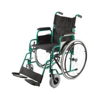 """Кресло-коляска Barry B5 U (1618С0303SPU) """"Симс""""."""