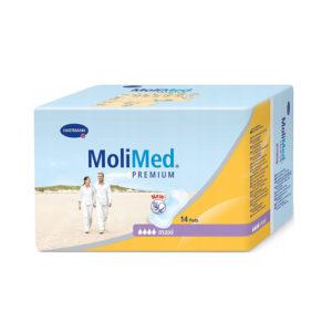Прокладки MoliMed Premium макси, 14 шт.