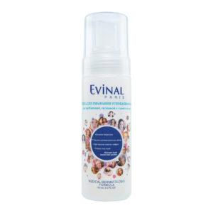 """Пенка для умывания успокаивающая для проблемной склонной к сухости кожи, 150мл """"Evinal""""."""