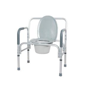 """Кресло-туалет 10589 (h46-58) 3 в 1 """"Симс""""."""