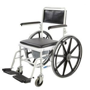 """Кресло-каталка Barry 5019W24 с туалетным устройством """"Симс""""."""