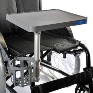 "Поднос 10858 для кресла-коляски ""Симс""."