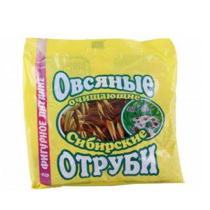 Отруби Сибирские овсяные очищающие 200г