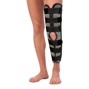 """Бандаж для полной фиксации коленного сустава (тутор) Т.44.46 (Т-8506) h50 """"Тривес""""."""