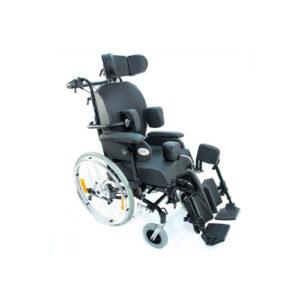"""Кресло-коляска инвалидная для больных ДЦП 511A (40см) """"Мега-Оптим""""."""