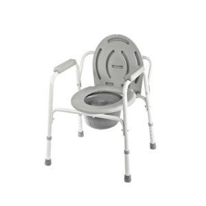 """Кресло-туалет WC Econom (h38-48) разборный """"Симс""""."""