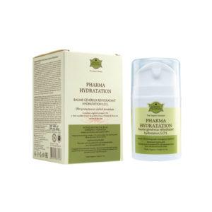 """Бальзам """"ФармаГидрация"""" для мгновенного увлажнения кожи, 50мл """"Green Pharma""""."""