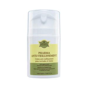"""Крем """"ФармаАнтивиесма"""" для упругости кожи, против морщин, 50мл """"Green Pharma""""."""