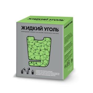 Жидкий уголь Комплекс с пектином для взрослых порошок для приема внутрь 7 г саше 10 шт