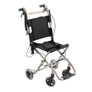 "Кресло-каталка 5019C0103T складная ""Симс""."