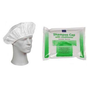 Шапочка для мытья волос без воды (шампунь+кондиционер) Абена 491917 , 1 шт