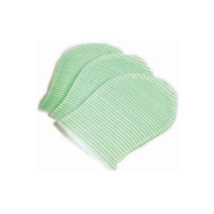 Рукавицы для мытья Abena, пропитанные PH нейтральным мылом Dispobano Glove с алоэ 25х17 см 20 шт.