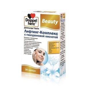 Доппельгерц Бьюти Лифтинг-Комплекс капсулы №30