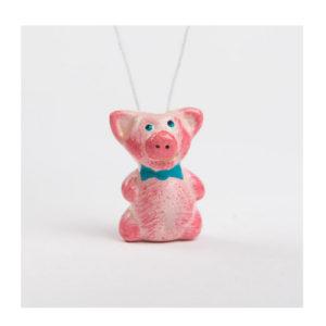 """Арома Кулон """"Свинка""""."""