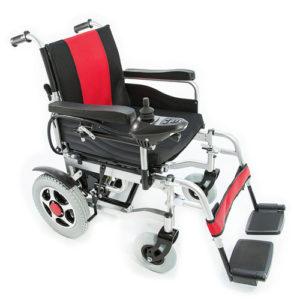 """Кресло-коляска ивалидная с электроприводом FS 110А (45см) """"Мега-Оптим""""."""