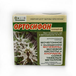 Ортосифон почечный чай, фитогранулы 30г