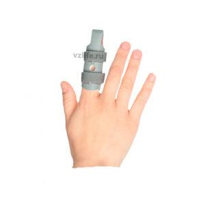 """Тутор на палец руки Т.38.42 (№1/S) полной фиксации """"Тривес""""."""